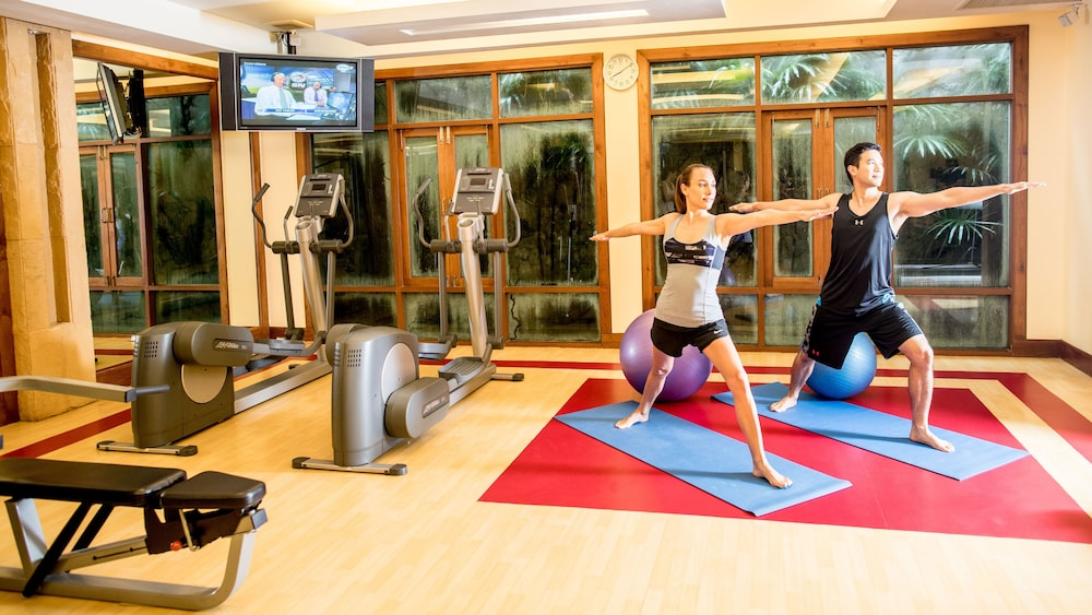 인터콘티넨탈 파타야 리조트(InterContinental Pattaya Resort) Hotel Image 34 - Fitness Facility