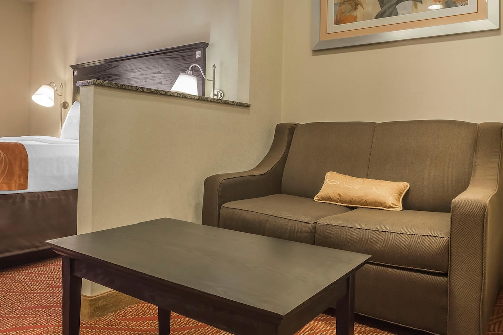컴포트 인 & 스위트 라과디어 에어포트(Comfort Inn & Suites LaGuardia Airport) Hotel Image 15 - Guestroom