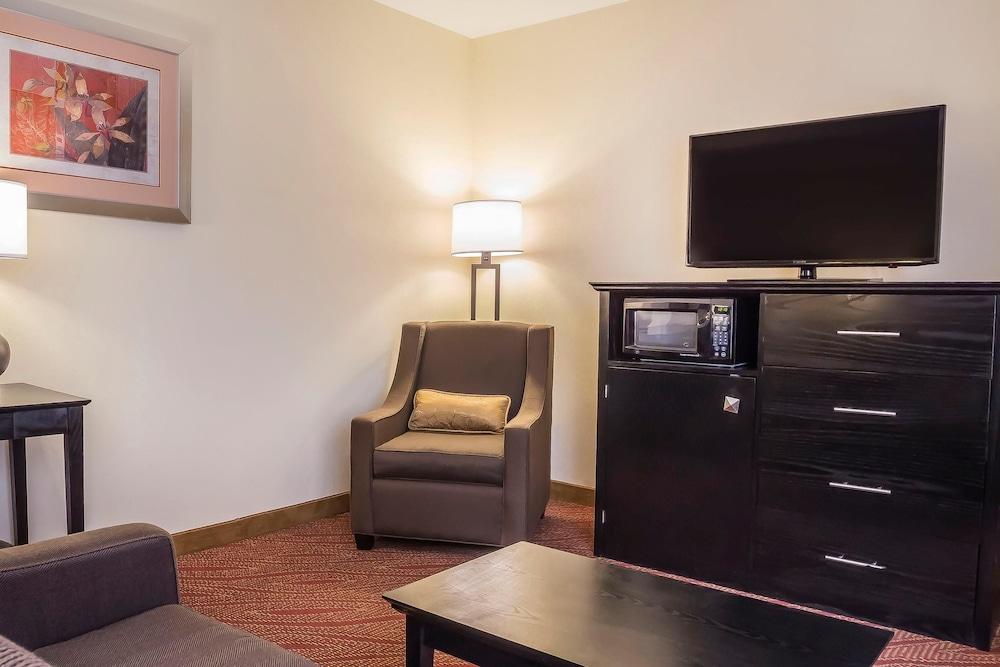 컴포트 인 & 스위트 라과디어 에어포트(Comfort Inn & Suites LaGuardia Airport) Hotel Image 18 - Guestroom