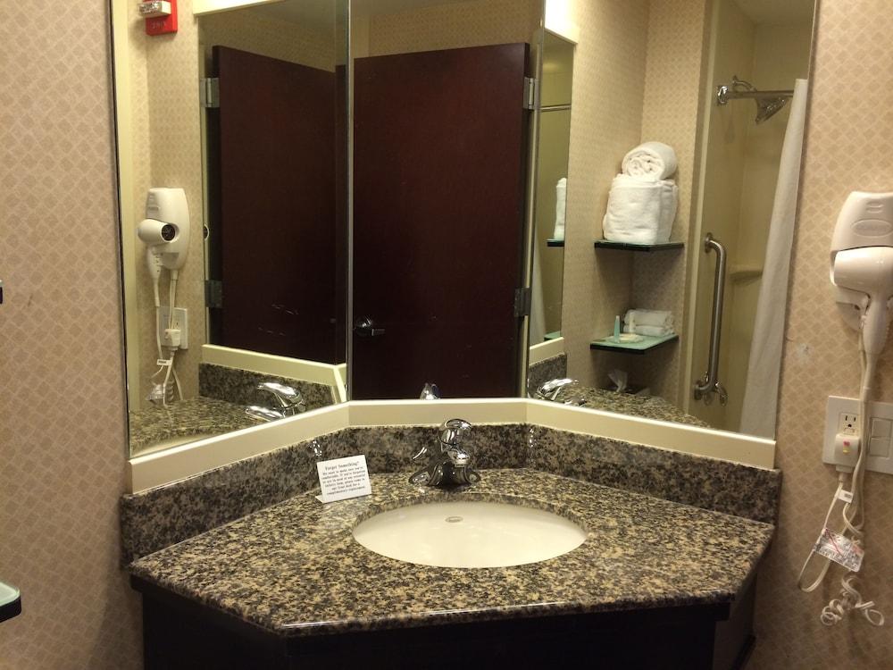 컴포트 인 & 스위트 라과디어 에어포트(Comfort Inn & Suites LaGuardia Airport) Hotel Image 34 - Bathroom Sink