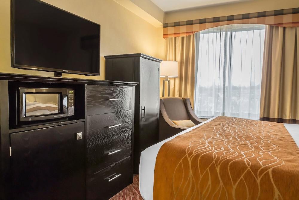 컴포트 인 & 스위트 라과디어 에어포트(Comfort Inn & Suites LaGuardia Airport) Hotel Image 26 - Guestroom