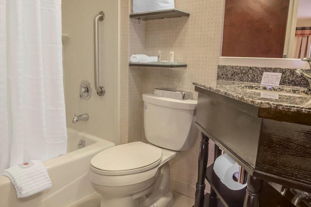 컴포트 인 & 스위트 라과디어 에어포트(Comfort Inn & Suites LaGuardia Airport) Hotel Image 34 - Bathroom