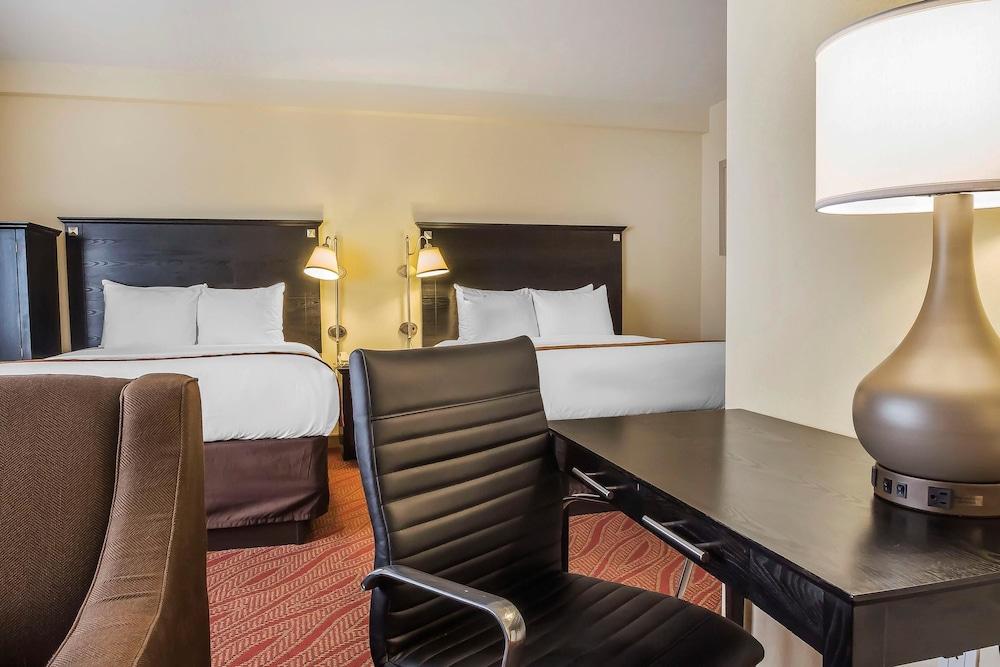 컴포트 인 & 스위트 라과디어 에어포트(Comfort Inn & Suites LaGuardia Airport) Hotel Image 31 - Guestroom