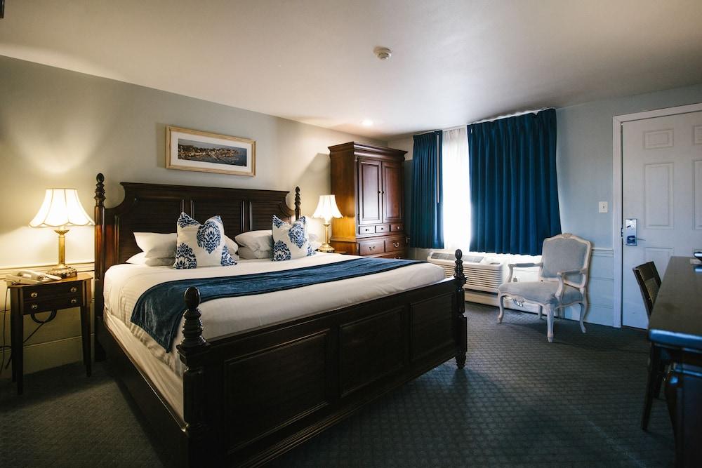 더 인 앳 미스틱(The Inn at Mystic) Hotel Image 16 - Guestroom