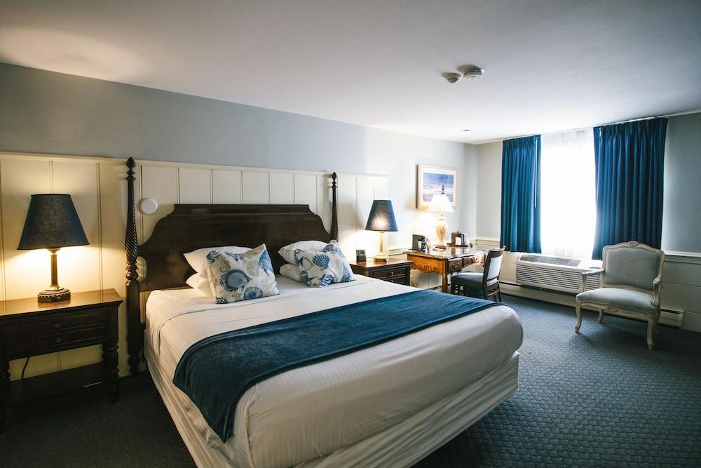 더 인 앳 미스틱(The Inn at Mystic) Hotel Image 23 - Guestroom