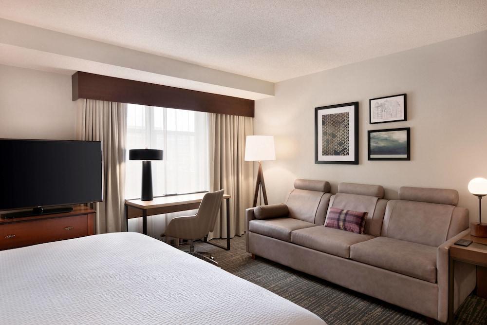 레지던스 인 바이 메리어트 볼티모어 이너 하버(Residence Inn by Marriott Baltimore Inner Harbor) Hotel Image 13 - Guestroom