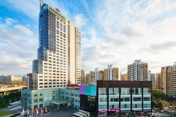 Hotel - Crowne Plaza Shanghai Pudong