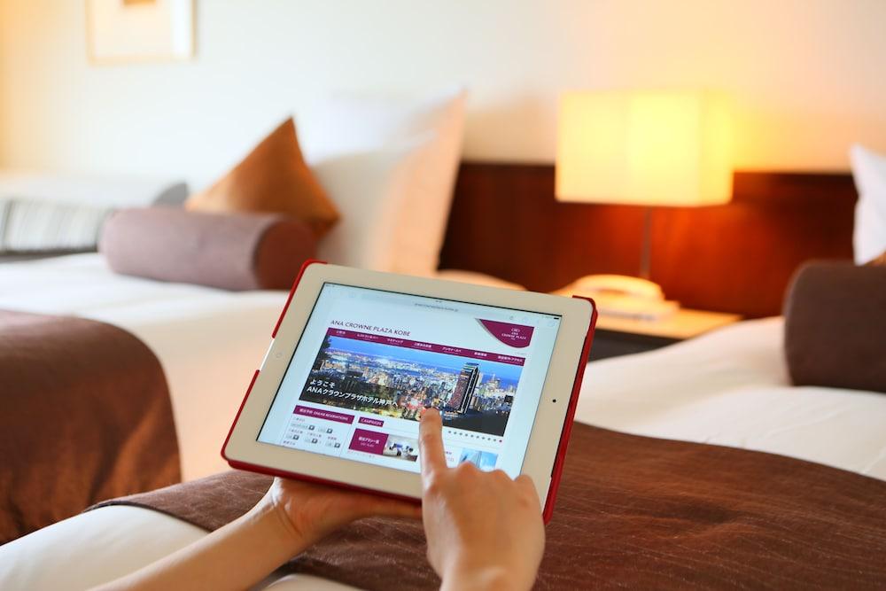 크라운 플라자 ANA 고베(Crowne Plaza ANA Kobe) Hotel Image 33 - In-Room Amenity