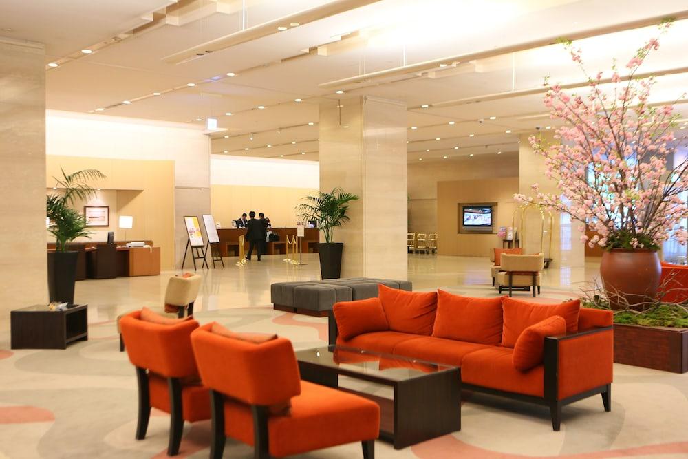 크라운 플라자 ANA 고베(Crowne Plaza ANA Kobe) Hotel Image 4 - Lobby