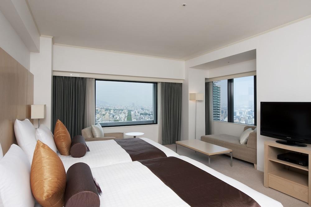 크라운 플라자 ANA 고베(Crowne Plaza ANA Kobe) Hotel Image 17 - Guestroom