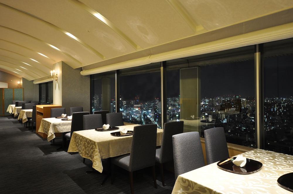 크라운 플라자 ANA 고베(Crowne Plaza ANA Kobe) Hotel Image 59 - Restaurant