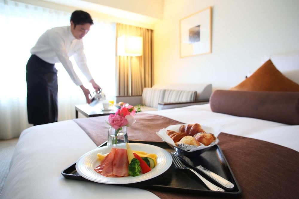 크라운 플라자 ANA 고베(Crowne Plaza ANA Kobe) Hotel Image 65 - Breakfast Meal