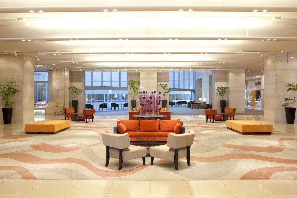 크라운 플라자 ANA 고베(Crowne Plaza ANA Kobe) Hotel Image 5 - Lobby