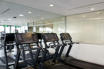 CROWNE PLAZA ANA KOBE Fitness Facility