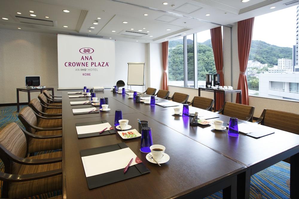 크라운 플라자 ANA 고베(Crowne Plaza ANA Kobe) Hotel Image 85 - Meeting Facility