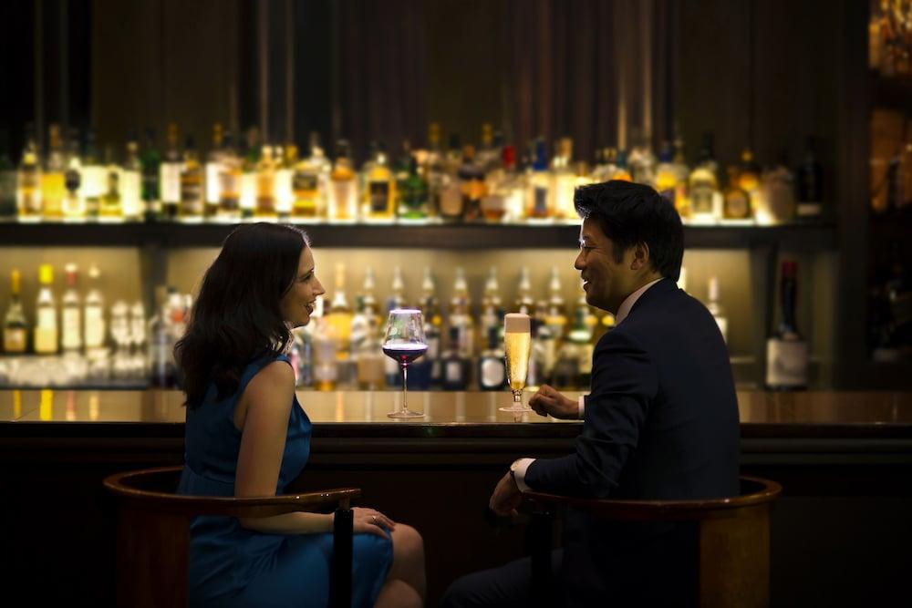크라운 플라자 ANA 고베(Crowne Plaza ANA Kobe) Hotel Image 51 - Hotel Bar