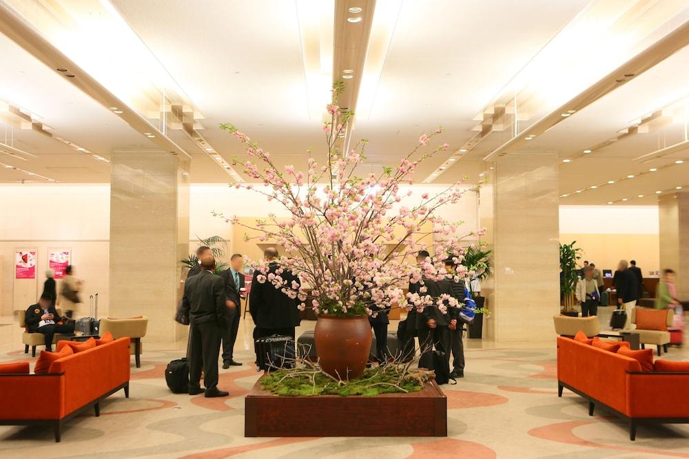 크라운 플라자 ANA 고베(Crowne Plaza ANA Kobe) Hotel Image 3 - Lobby