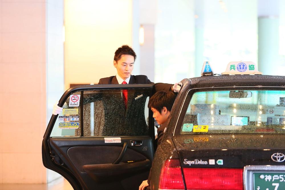 크라운 플라자 ANA 고베(Crowne Plaza ANA Kobe) Hotel Image 76 - Parking