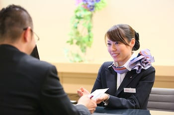 CROWNE PLAZA ANA KOBE Concierge Desk