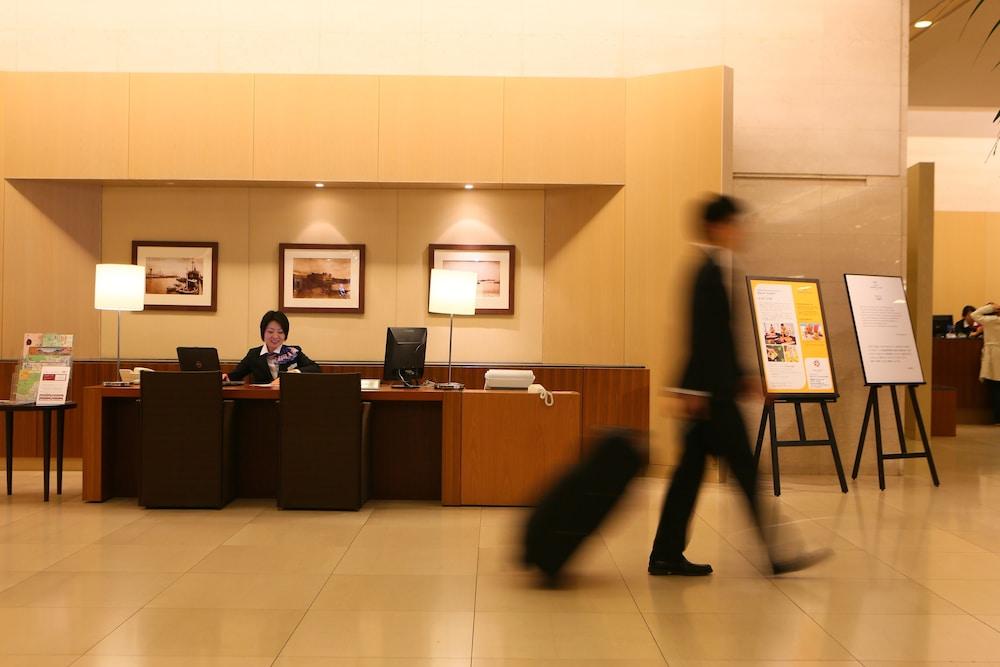 크라운 플라자 ANA 고베(Crowne Plaza ANA Kobe) Hotel Image 9 - Concierge Desk
