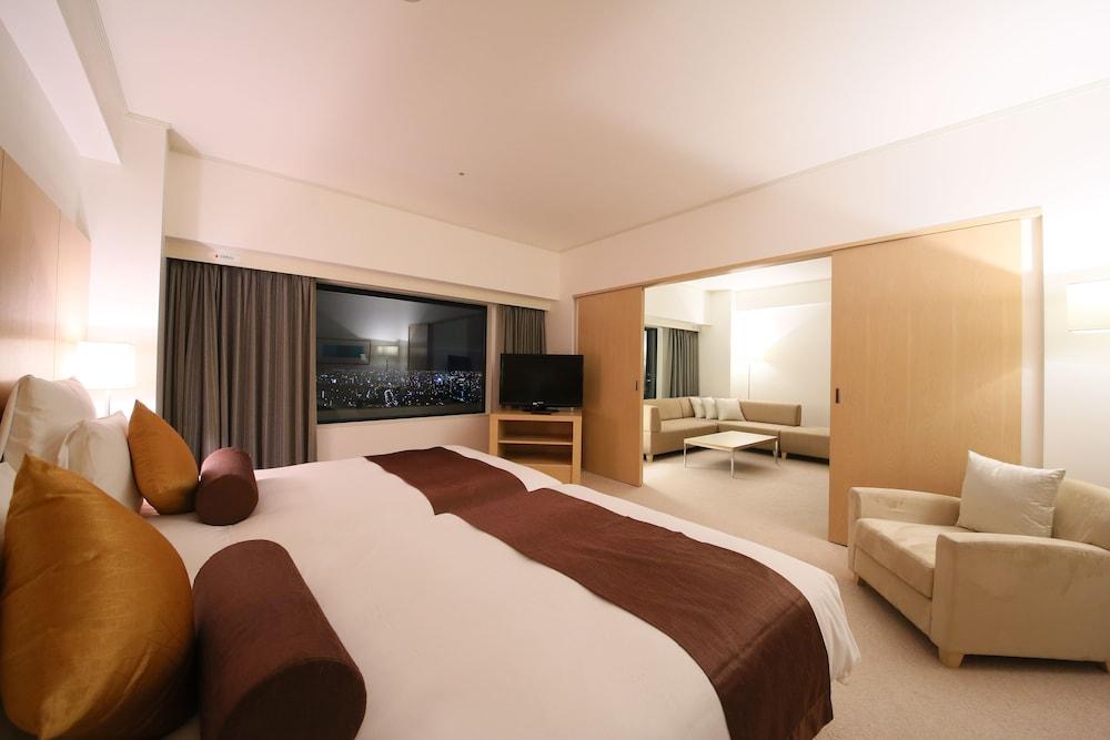크라운 플라자 ANA 고베(Crowne Plaza ANA Kobe) Hotel Image 13 - Guestroom