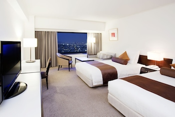 CROWNE PLAZA ANA KOBE Room