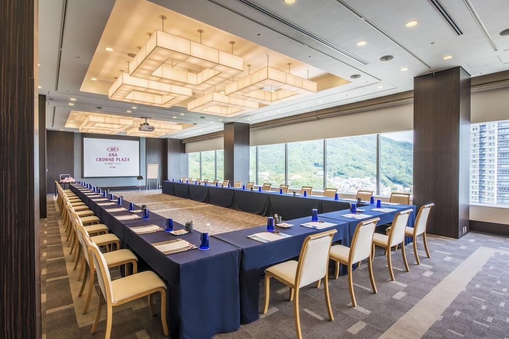 크라운 플라자 ANA 고베(Crowne Plaza ANA Kobe) Hotel Image 98 - Meeting Facility