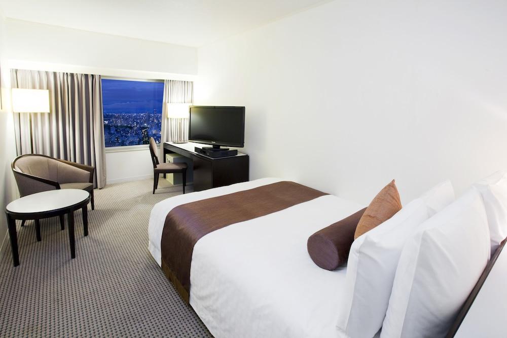 크라운 플라자 ANA 고베(Crowne Plaza ANA Kobe) Hotel Image 25 - Guestroom