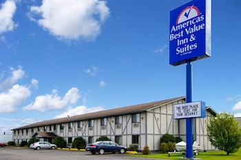 Hotel - Americas Best Value Inn & Suites International Falls