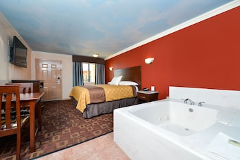 Room, 1 King Bed, Accessible, Non Smoking (Jetted Tub)