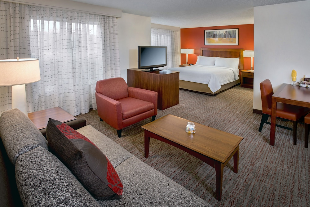 레지던스 인 바이 메리어트 앨버니 이스트 그린부시/테크 밸리(Residence Inn by Marriott Albany East Greenbush/Tech Valley) Hotel Image 5 - Guestroom