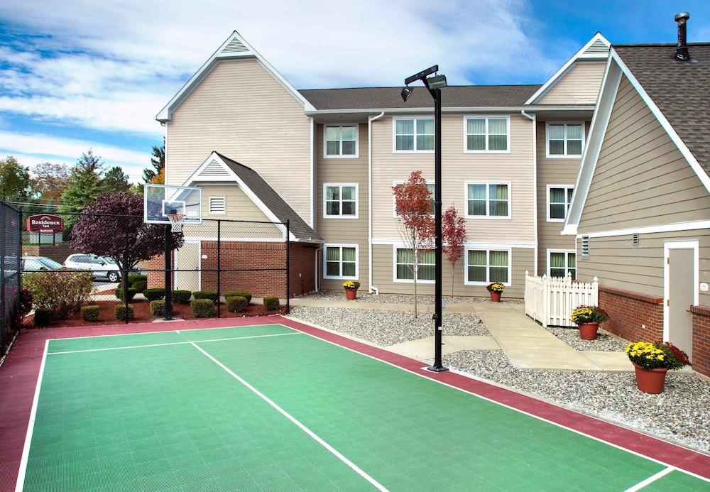 레지던스 인 바이 메리어트 앨버니 이스트 그린부시/테크 밸리(Residence Inn by Marriott Albany East Greenbush/Tech Valley) Hotel Image 15 - Fitness Facility