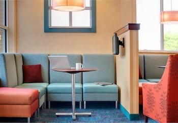 레지던스 인 바이 메리어트 앨버니 이스트 그린부시/테크 밸리(Residence Inn by Marriott Albany East Greenbush/Tech Valley) Hotel Image 1 - Lobby Sitting Area