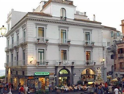 Amalfi - Hotel Fontana - z Krakowa, 6 kwietnia 2021, 3 noce