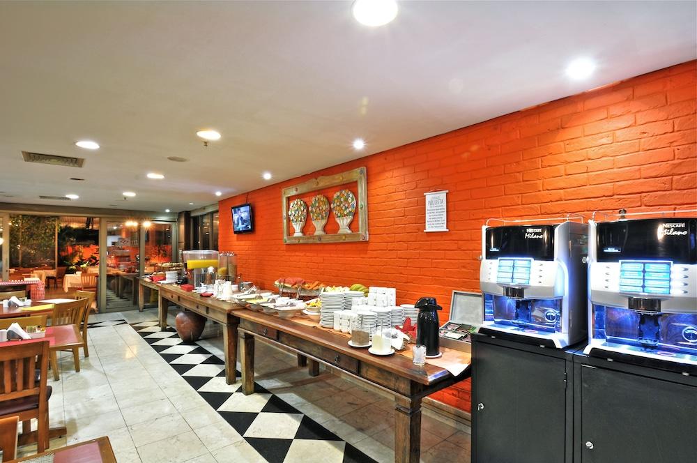 트랜스아메리카 이그제큐티브 파울리스타(Transamerica Executive Paulista) Hotel Image 72 - Restaurant