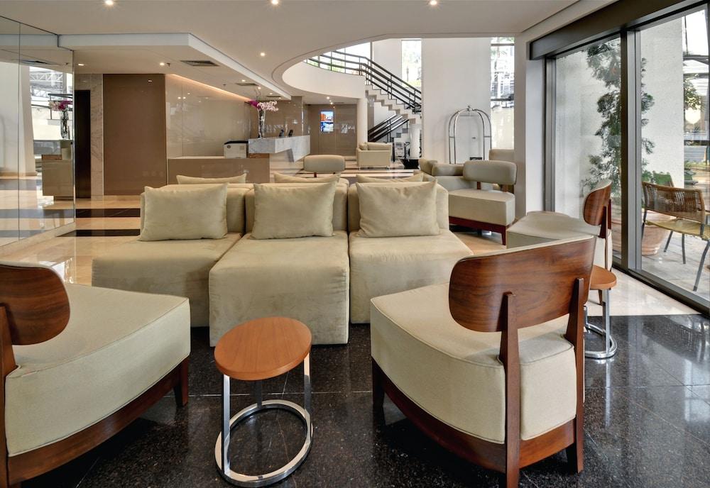 트랜스아메리카 이그제큐티브 파울리스타(Transamerica Executive Paulista) Hotel Image 12 - Interior Entrance