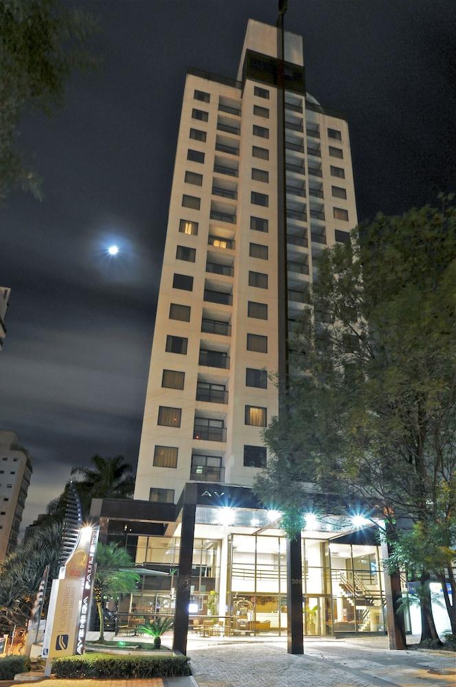 트랜스아메리카 이그제큐티브 파울리스타(Transamerica Executive Paulista) Hotel Image 9 - Aerial View
