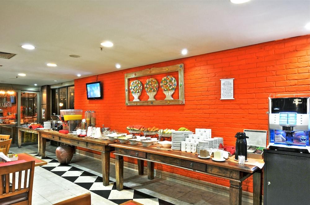 트랜스아메리카 이그제큐티브 파울리스타(Transamerica Executive Paulista) Hotel Image 74 - Restaurant