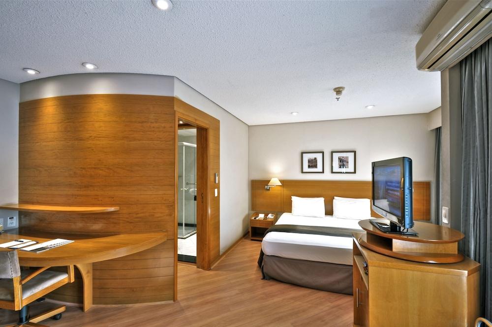 트랜스아메리카 이그제큐티브 파울리스타(Transamerica Executive Paulista) Hotel Image 13 - Guestroom