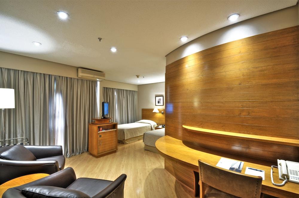 트랜스아메리카 이그제큐티브 파울리스타(Transamerica Executive Paulista) Hotel Image 14 - Guestroom