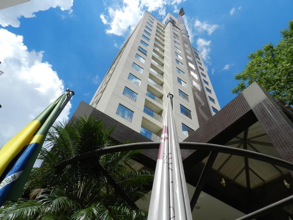 트랜스아메리카 이그제큐티브 파울리스타(Transamerica Executive Paulista) Hotel Image 90 - Hotel Front