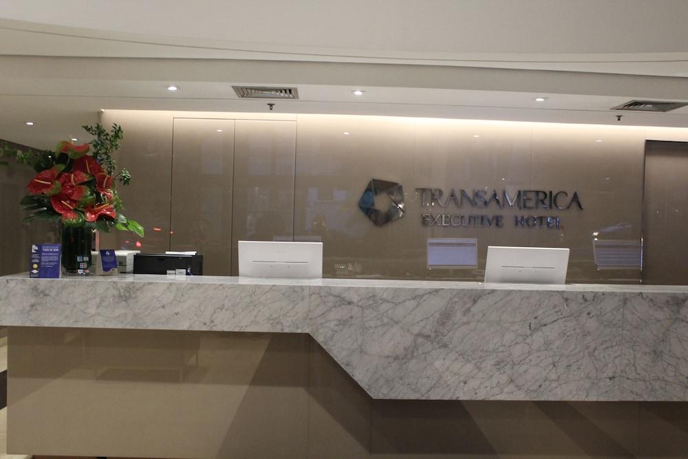 트랜스아메리카 이그제큐티브 파울리스타(Transamerica Executive Paulista) Hotel Image 10 - Reception