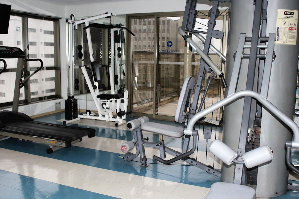 트랜스아메리카 이그제큐티브 파울리스타(Transamerica Executive Paulista) Hotel Image 58 - Fitness Facility