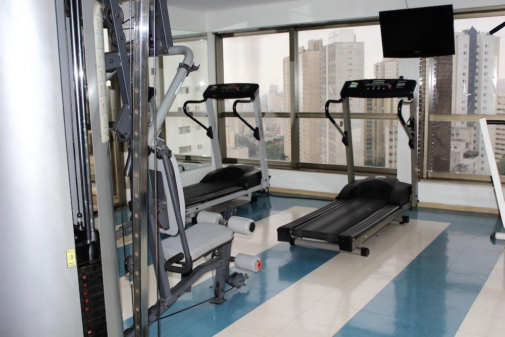 트랜스아메리카 이그제큐티브 파울리스타(Transamerica Executive Paulista) Hotel Image 59 - Fitness Facility