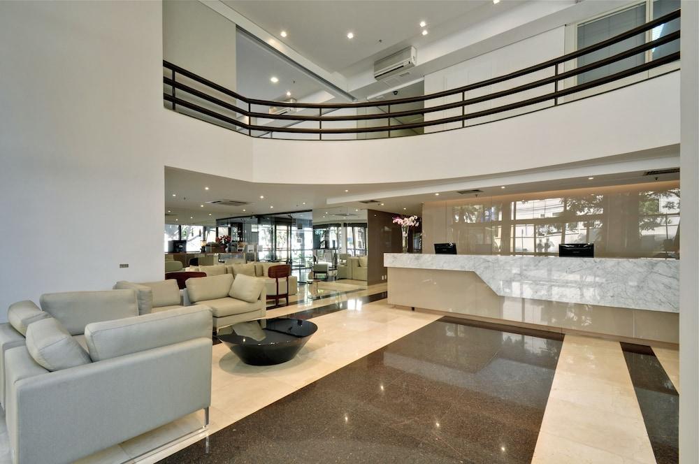 트랜스아메리카 이그제큐티브 파울리스타(Transamerica Executive Paulista) Hotel Image 50 - Interior Entrance