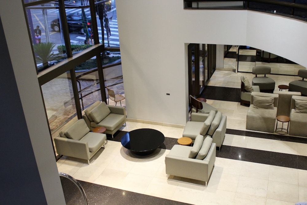 트랜스아메리카 이그제큐티브 파울리스타(Transamerica Executive Paulista) Hotel Image 1 - Lobby