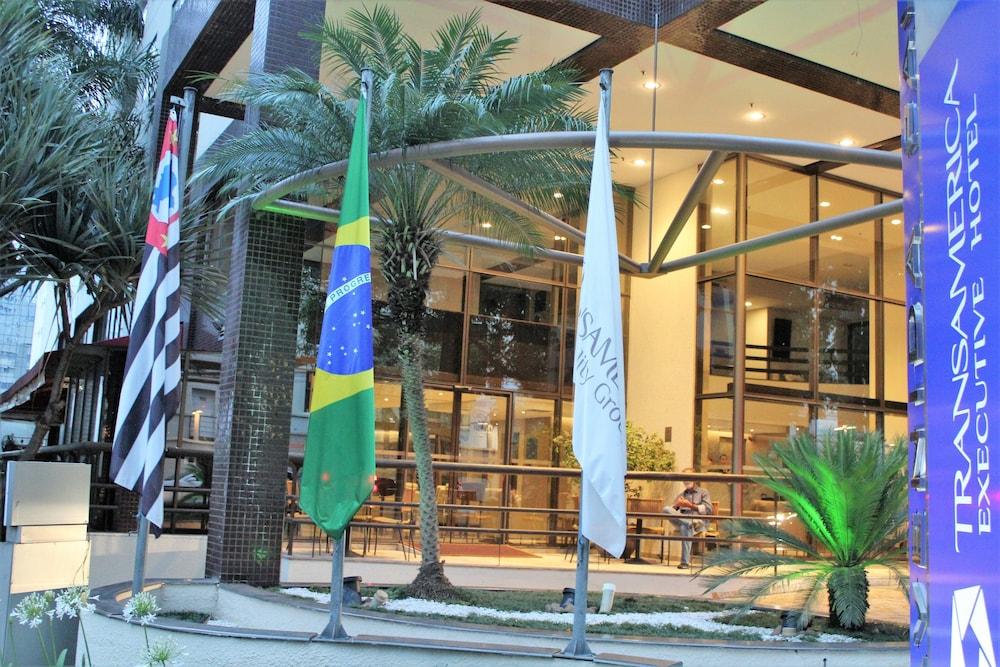 트랜스아메리카 이그제큐티브 파울리스타(Transamerica Executive Paulista) Hotel Image 95 - Exterior