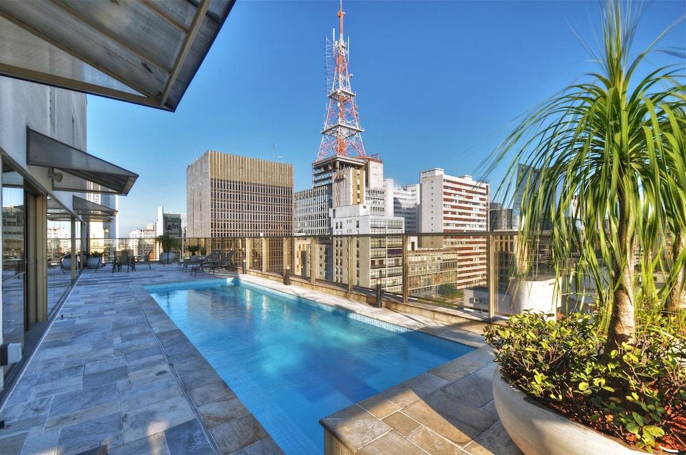 트랜스아메리카 이그제큐티브 파울리스타(Transamerica Executive Paulista) Hotel Image 49 - Outdoor Pool