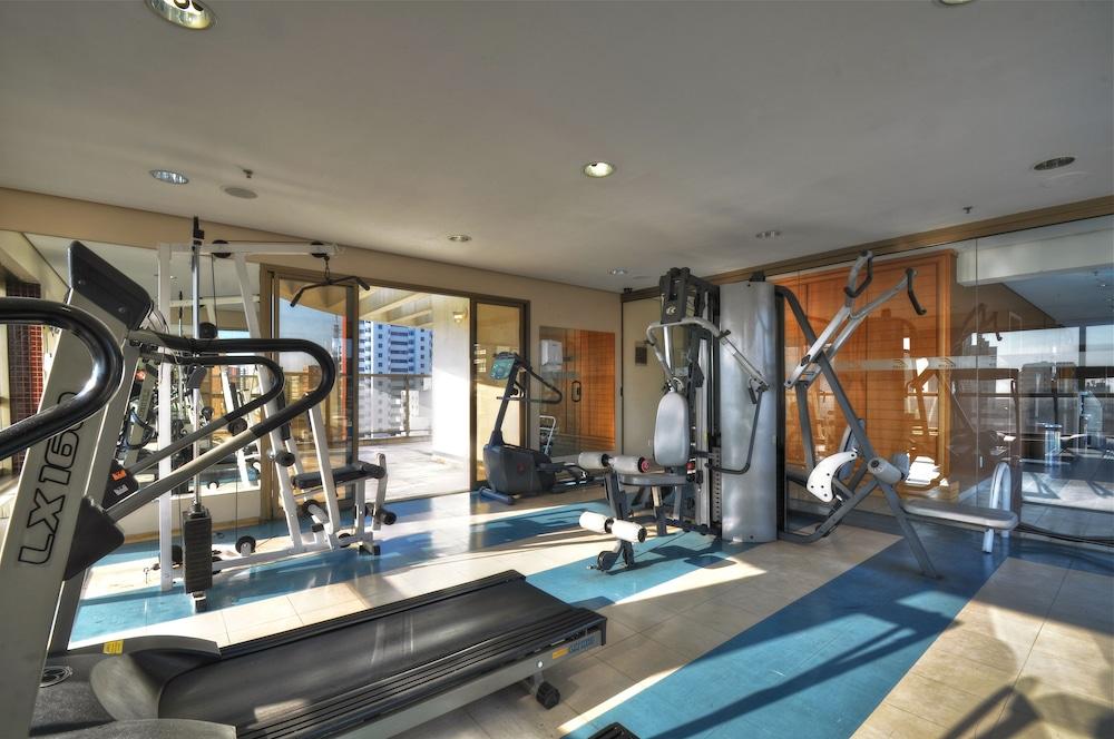 트랜스아메리카 이그제큐티브 파울리스타(Transamerica Executive Paulista) Hotel Image 60 - Gym