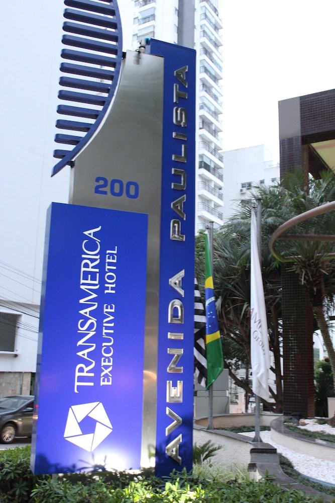트랜스아메리카 이그제큐티브 파울리스타(Transamerica Executive Paulista) Hotel Image 96 - Exterior